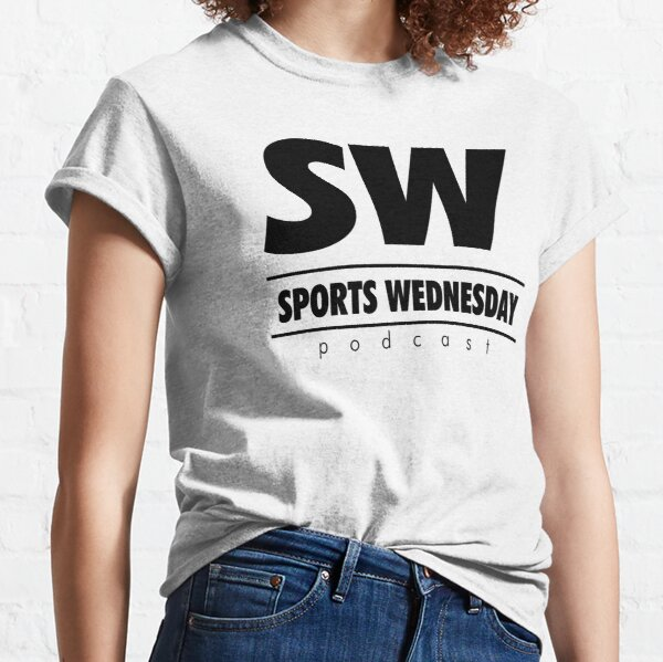 Sports Wednesday Podcast: Throwback Logo Classic T-Shirt