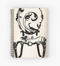 Salon de Paris Spiral Notebook