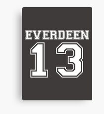 Everdeen - T 1 Canvas Print