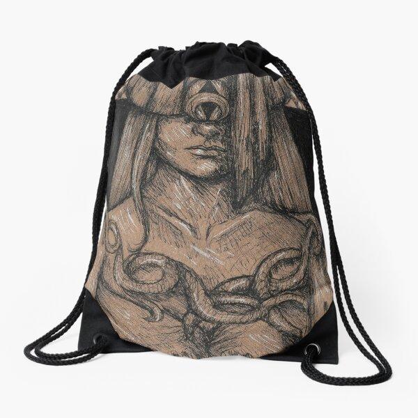 Cruel Drawstring Bag