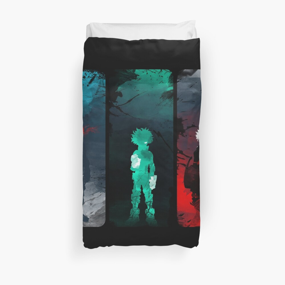 What's your power? Duvet Cover