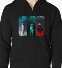 What's your power? Zipped Hoodie
