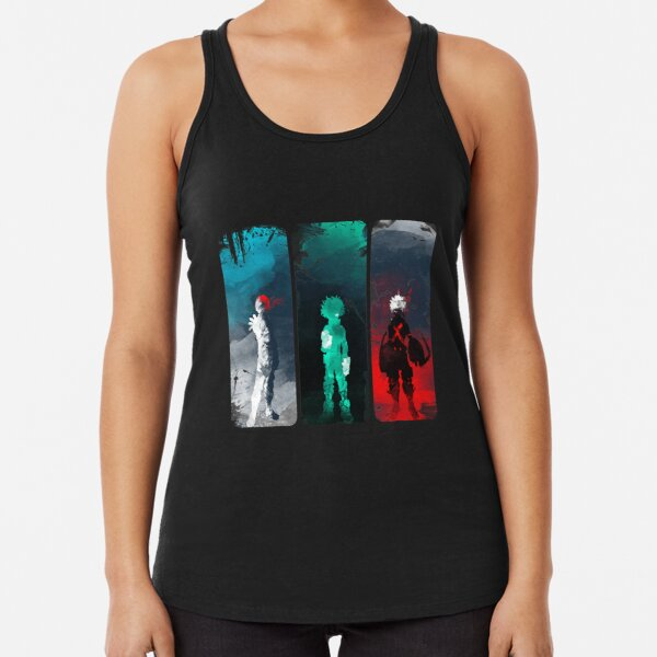 What's your power? Racerback Tank Top