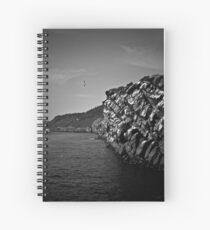 Gull Island Spiral Notebook