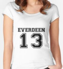 Everdeen T-2 Women's Fitted Scoop T-Shirt