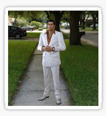 you know kiryu had to do it to em Sticker