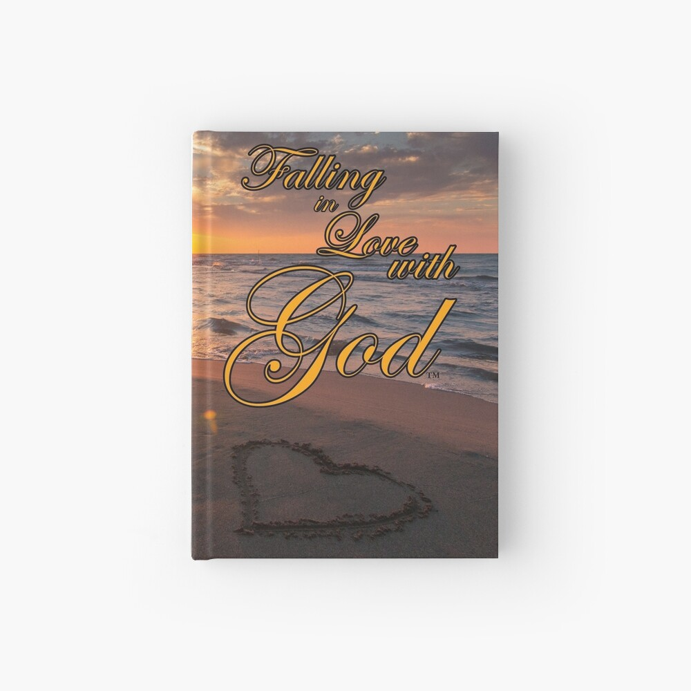 Falling in Love with God Journal Hardcover Journal