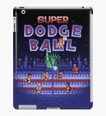 Super Ball Dodge iPad Case/Skin