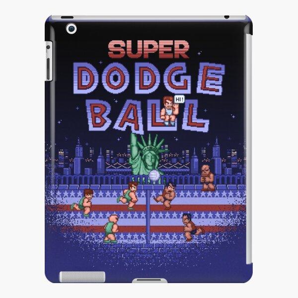 Super Ball Dodge iPad Snap Case