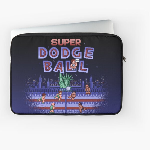 Super Ball Dodge Laptop Sleeve