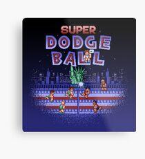 Super Ball Dodge Metal Print