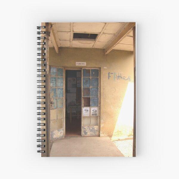 Principal's Office - Sierra Leone Spiral Notebook