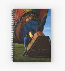 FLAME ON! Spiral Notebook
