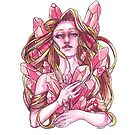 Madonna of the Rose Quartz by Catherine Herold