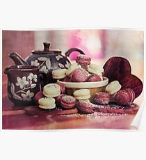 Teatime Treats Poster