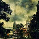 Anglesea Power station by Heather Prince