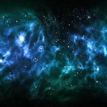 Stardust II by MarieCarr