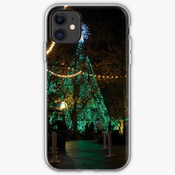Christmas At Silver Dollar City iPhone Soft Case