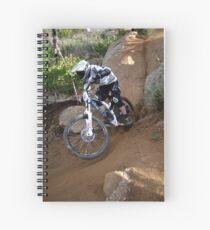 Compresser Spiral Notebook