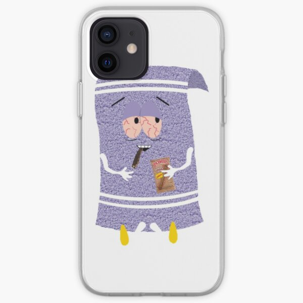 Baked towel iPhone Soft Case