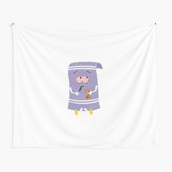 Baked towel Tapestry