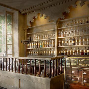 Pharmacy - The corner pharmacy  by mikesavad