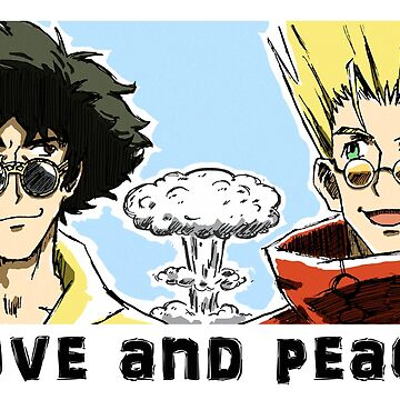 Love and Peace by d2071