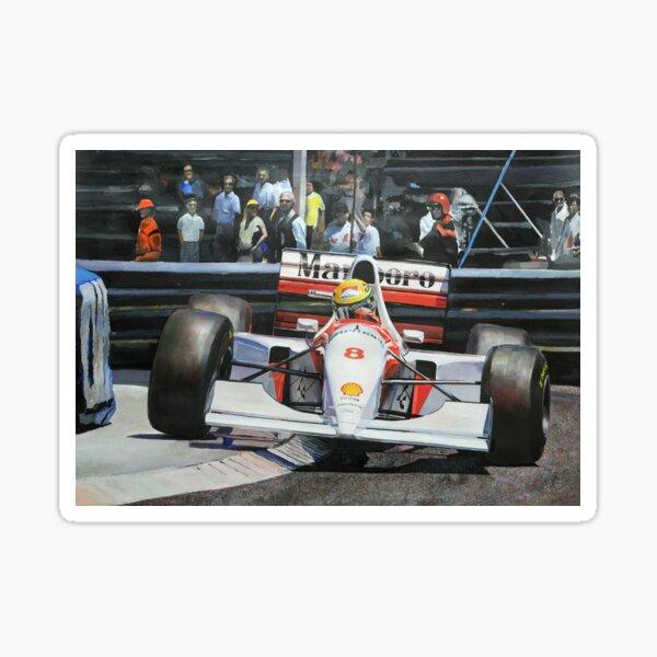 Ayrton Senna Bolígrafo Classic Equipo Loto