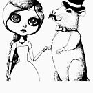 From This Day Forward - Mr and Mrs Rat (Single Color Version) by LittleMissTyne