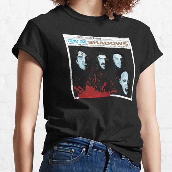 What We Do in the Shadows movie poster Classic T-Shirt