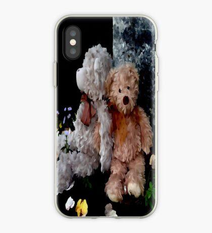 Teddy Bear Buddies iPhone Case