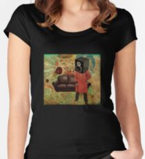 Vintage Mania2 Women's Fitted Scoop T-Shirt