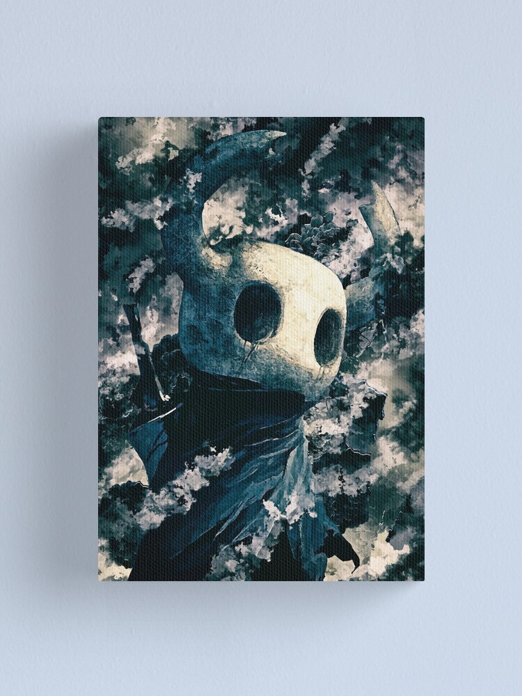 Alternate view of Hollow Knight  Canvas Print