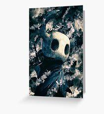 Hollow Knight Grußkarte