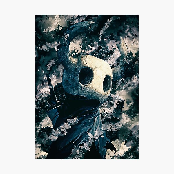 Hollow Knight  Photographic Print