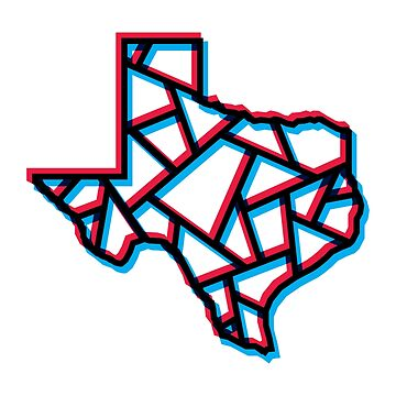 Texas - Simple by DesignSyndicate