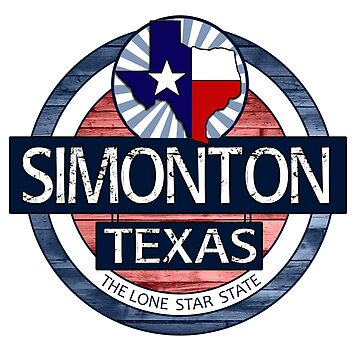 Simonton Texas rustic wood circle by artisticattitud