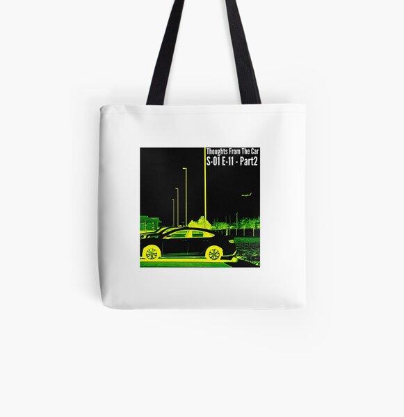 Season 1 Episode11 - Part 2 All Over Print Tote Bag