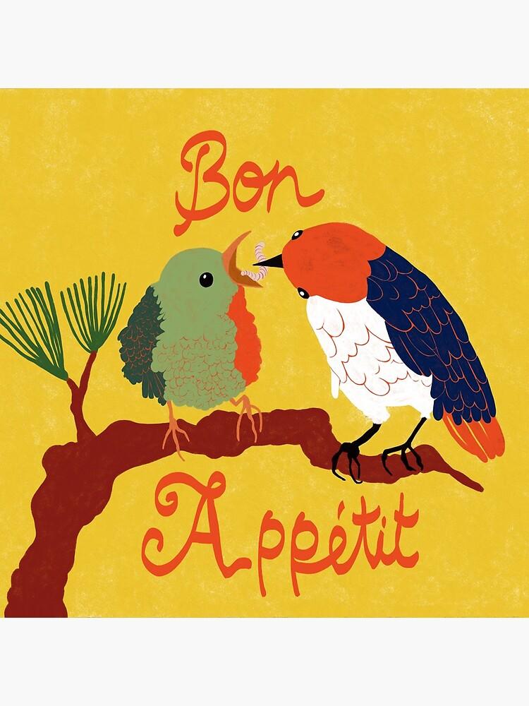 Bon Appétit by spoto