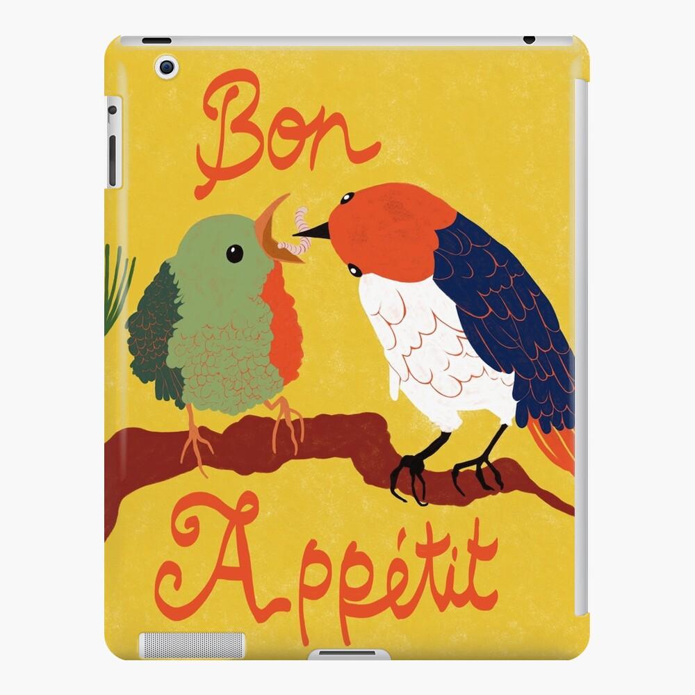Bon Appétit iPad Case & Skin