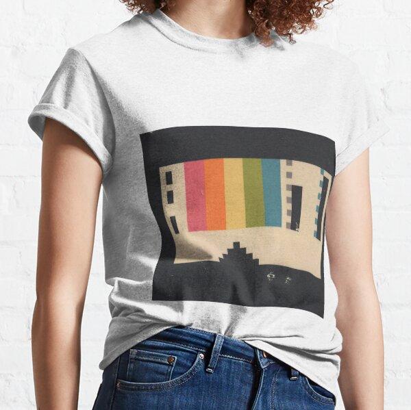 VHS Pixels Classic T-Shirt