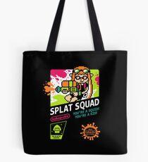 SPLAT SQUAD Tote Bag
