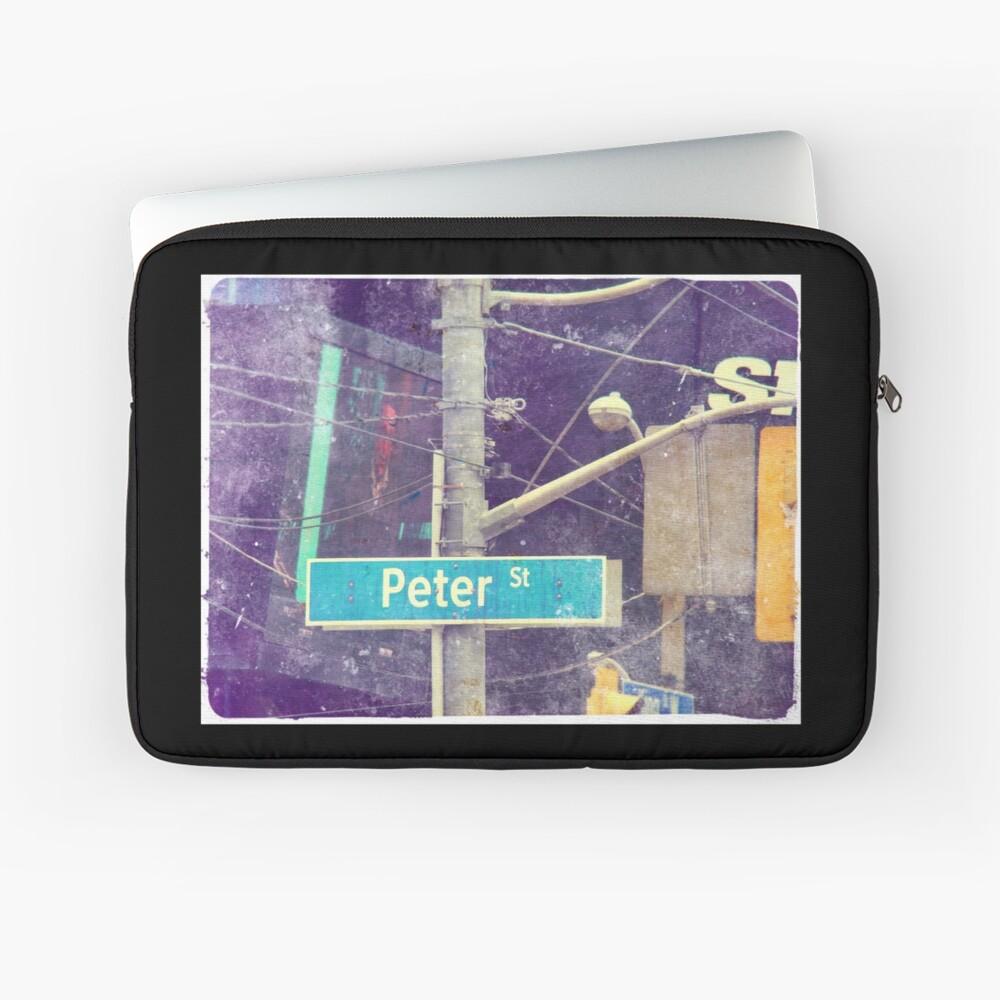 Peter  Laptop Sleeve