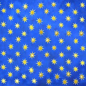 Star Background by LaRoach