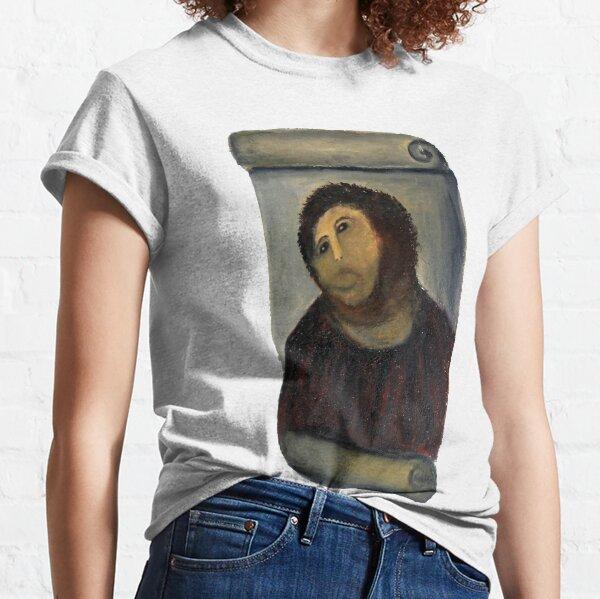 Potato Jesus Classic T-Shirt