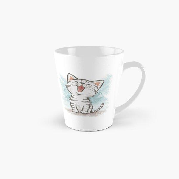 American Shorthair happy Tall Mug