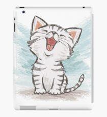 Amerikanisch Kurzhaar glücklich iPad-Hülle & Klebefolie