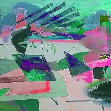 CHOPPED LANDSCAPE(C2018) by romanowskipaul