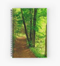 Your Path Spiral Notebook