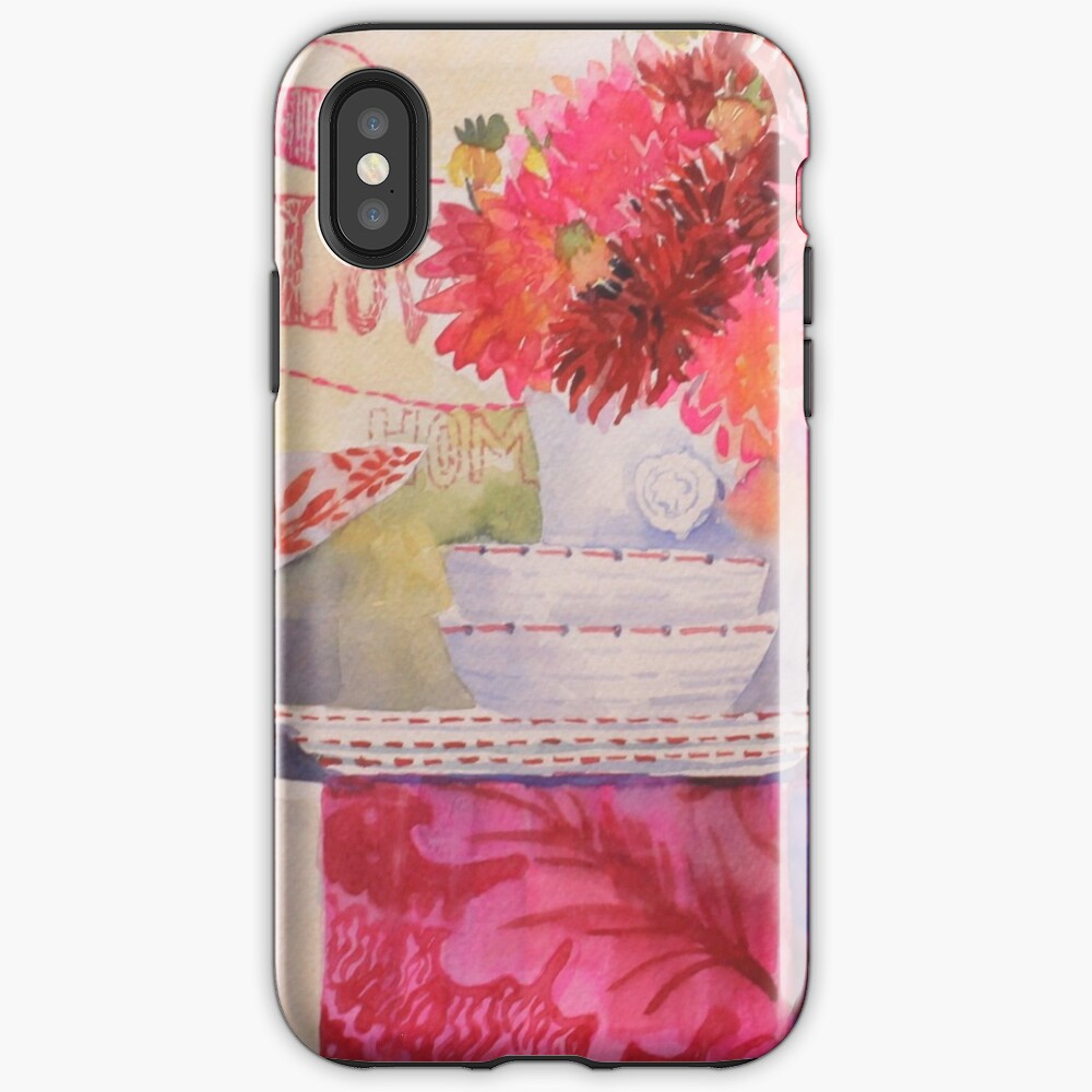 Love Dahlia iPhone Case & Cover